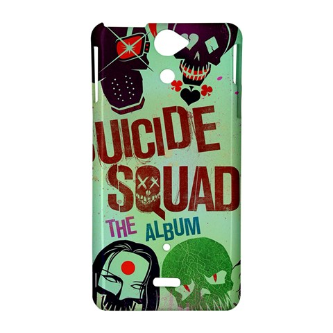 Panic! At The Disco Suicide Squad The Album Sony Xperia V