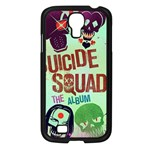 Panic! At The Disco Suicide Squad The Album Samsung Galaxy S4 I9500/ I9505 Case (Black) Front