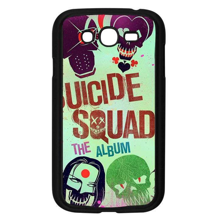 Panic! At The Disco Suicide Squad The Album Samsung Galaxy Grand DUOS I9082 Case (Black)