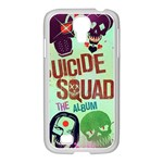 Panic! At The Disco Suicide Squad The Album Samsung GALAXY S4 I9500/ I9505 Case (White) Front