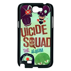 Panic! At The Disco Suicide Squad The Album Samsung Galaxy Note 2 Case (Black)