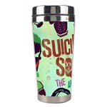 Panic! At The Disco Suicide Squad The Album Stainless Steel Travel Tumblers Left