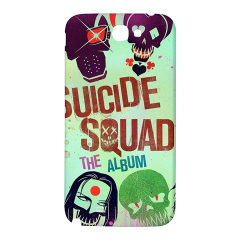 Panic! At The Disco Suicide Squad The Album Samsung Note 2 N7100 Hardshell Back Case