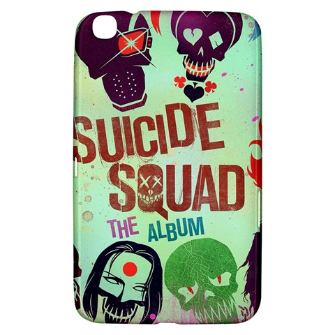 Panic! At The Disco Suicide Squad The Album Samsung Galaxy Tab 3 (8 ) T3100 Hardshell Case