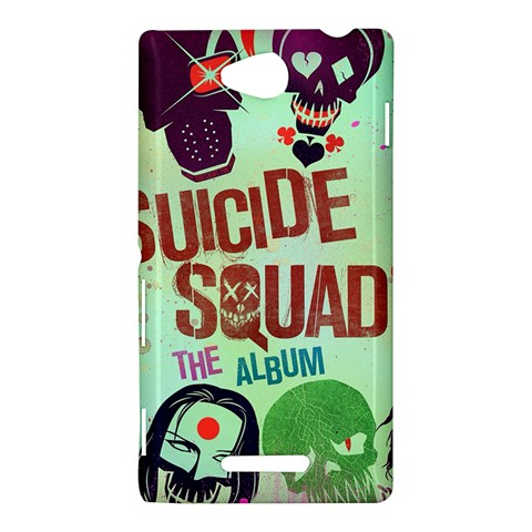 Panic! At The Disco Suicide Squad The Album Sony Xperia C (S39H)