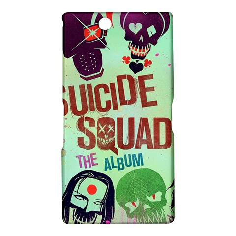 Panic! At The Disco Suicide Squad The Album Sony Xperia Z Ultra