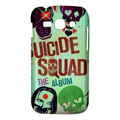 Panic! At The Disco Suicide Squad The Album Samsung Galaxy Ace 3 S7272 Hardshell Case