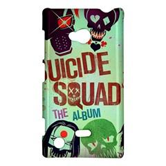 Panic! At The Disco Suicide Squad The Album Nokia Lumia 720