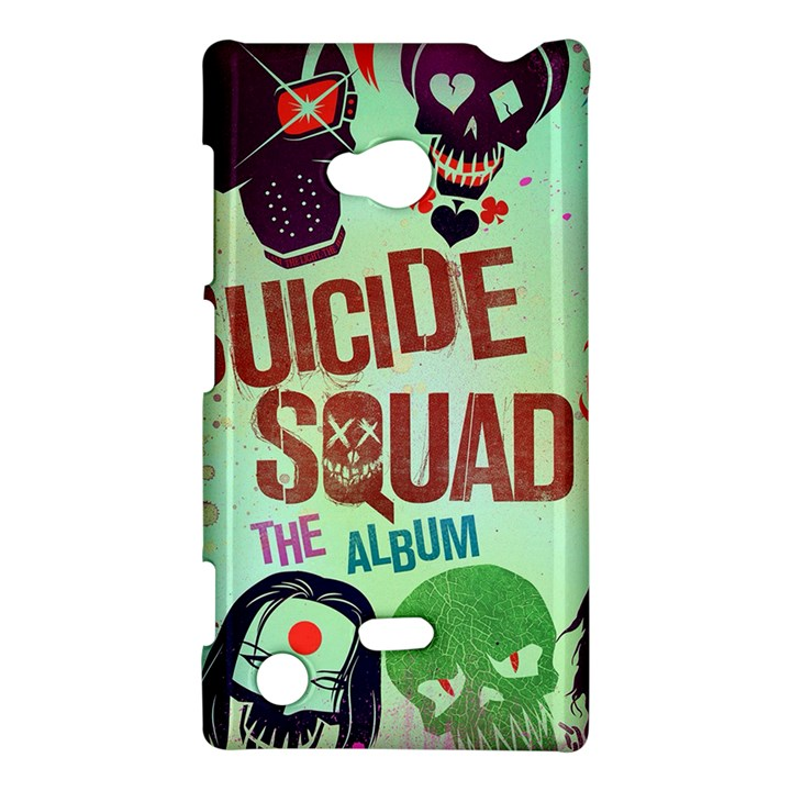 Panic! At The Disco Suicide Squad The Album Nokia Lumia 720