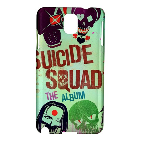 Panic! At The Disco Suicide Squad The Album Samsung Galaxy Note 3 N9005 Hardshell Case