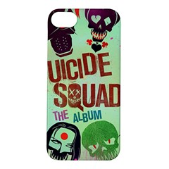 Panic! At The Disco Suicide Squad The Album Apple iPhone 5S/ SE Hardshell Case