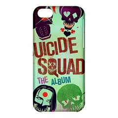 Panic! At The Disco Suicide Squad The Album Apple iPhone 5C Hardshell Case