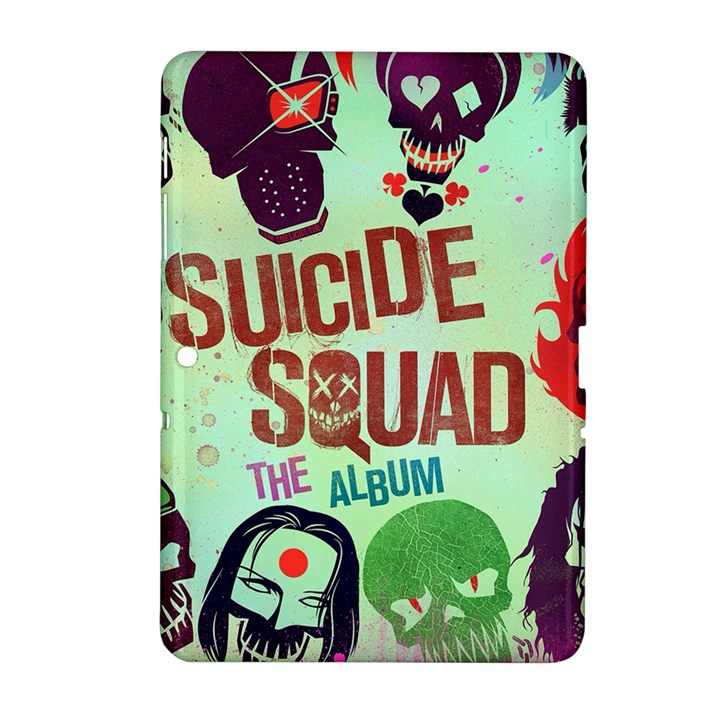 Panic! At The Disco Suicide Squad The Album Samsung Galaxy Tab 2 (10.1 ) P5100 Hardshell Case