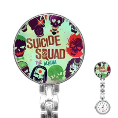 Panic! At The Disco Suicide Squad The Album Stainless Steel Nurses Watch