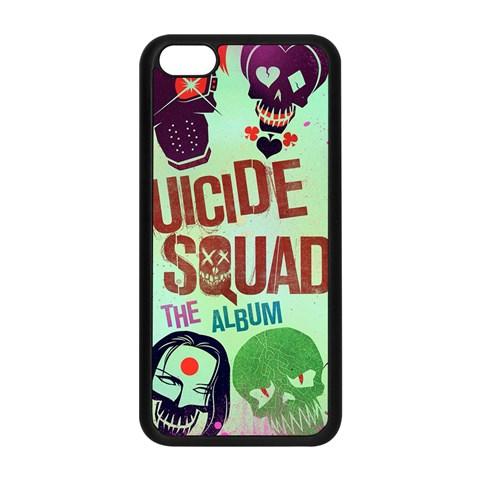 Panic! At The Disco Suicide Squad The Album Apple iPhone 5C Seamless Case (Black)