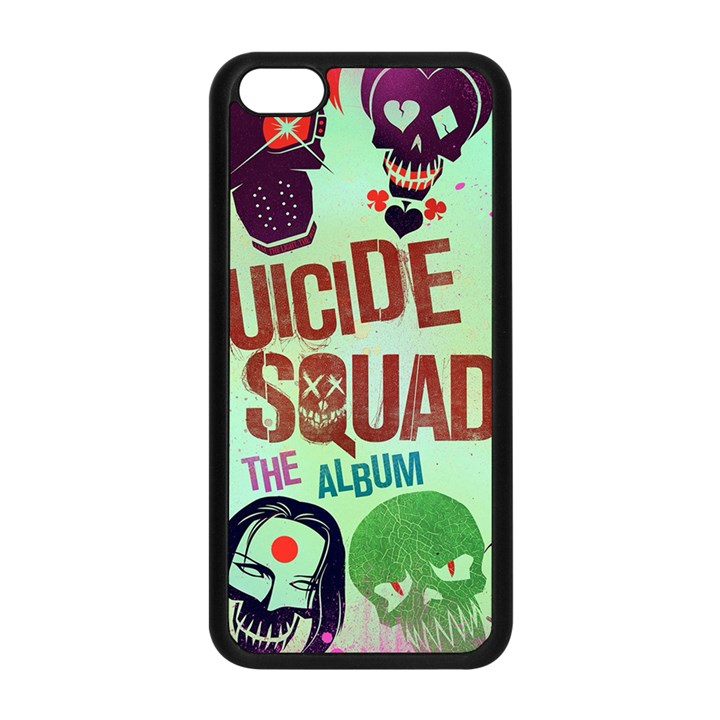 Panic! At The Disco Suicide Squad The Album Apple iPhone 5C Seamless Case (Black)