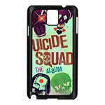 Panic! At The Disco Suicide Squad The Album Samsung Galaxy Note 3 N9005 Case (Black) Front