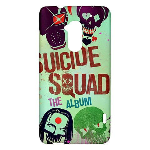 Panic! At The Disco Suicide Squad The Album HTC One Max (T6) Hardshell Case