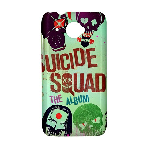 Panic! At The Disco Suicide Squad The Album HTC Desire 601 Hardshell Case