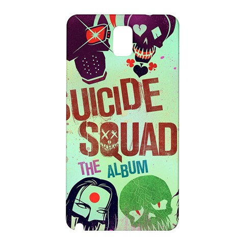 Panic! At The Disco Suicide Squad The Album Samsung Galaxy Note 3 N9005 Hardshell Back Case