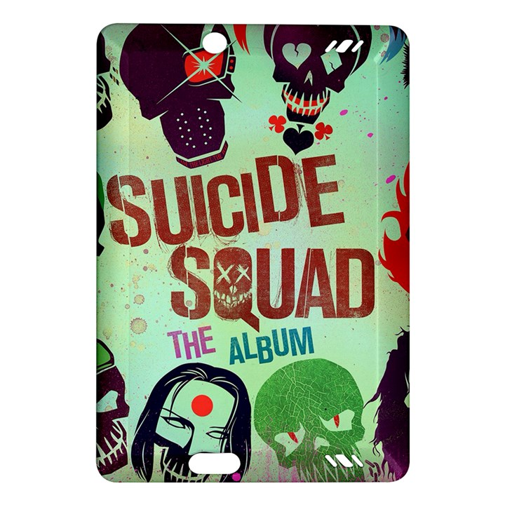 Panic! At The Disco Suicide Squad The Album Amazon Kindle Fire HD (2013) Hardshell Case