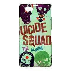 Panic! At The Disco Suicide Squad The Album Sony Xperia Z1 Compact