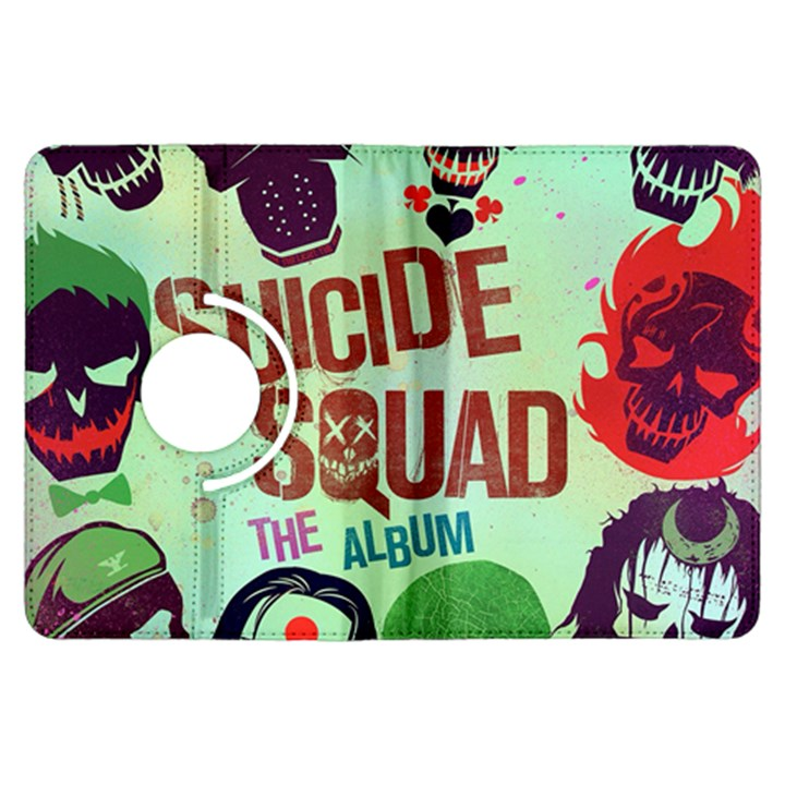 Panic! At The Disco Suicide Squad The Album Kindle Fire HDX Flip 360 Case