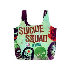 Panic! At The Disco Suicide Squad The Album Full Print Recycle Bags (S)