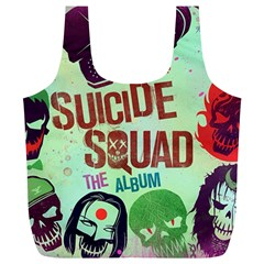 Panic! At The Disco Suicide Squad The Album Full Print Recycle Bags (L)