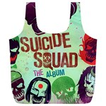 Panic! At The Disco Suicide Squad The Album Full Print Recycle Bags (L)  Back