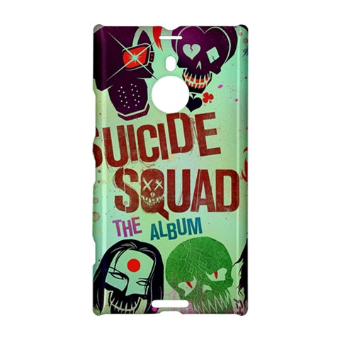 Panic! At The Disco Suicide Squad The Album Nokia Lumia 1520
