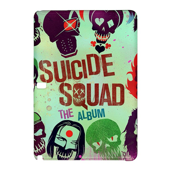 Panic! At The Disco Suicide Squad The Album Samsung Galaxy Tab Pro 10.1 Hardshell Case