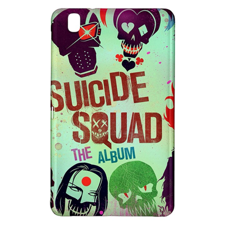 Panic! At The Disco Suicide Squad The Album Samsung Galaxy Tab Pro 8.4 Hardshell Case