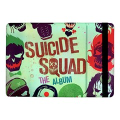 Panic! At The Disco Suicide Squad The Album Samsung Galaxy Tab Pro 10.1  Flip Case