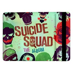 Panic! At The Disco Suicide Squad The Album Samsung Galaxy Tab Pro 12 2  Flip Case