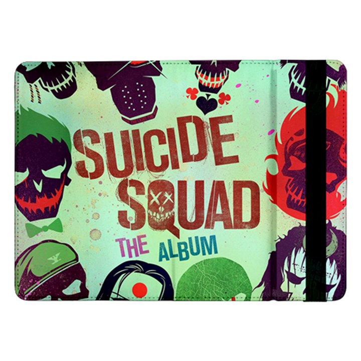 Panic! At The Disco Suicide Squad The Album Samsung Galaxy Tab Pro 12.2  Flip Case