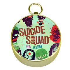 Panic! At The Disco Suicide Squad The Album Gold Compasses