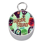 Panic! At The Disco Suicide Squad The Album Mini Silver Compasses Front