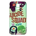 Panic! At The Disco Suicide Squad The Album Samsung Galaxy S5 Back Case (White) Front