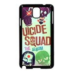 Panic! At The Disco Suicide Squad The Album Samsung Galaxy Note 3 Neo Hardshell Case (Black) Front