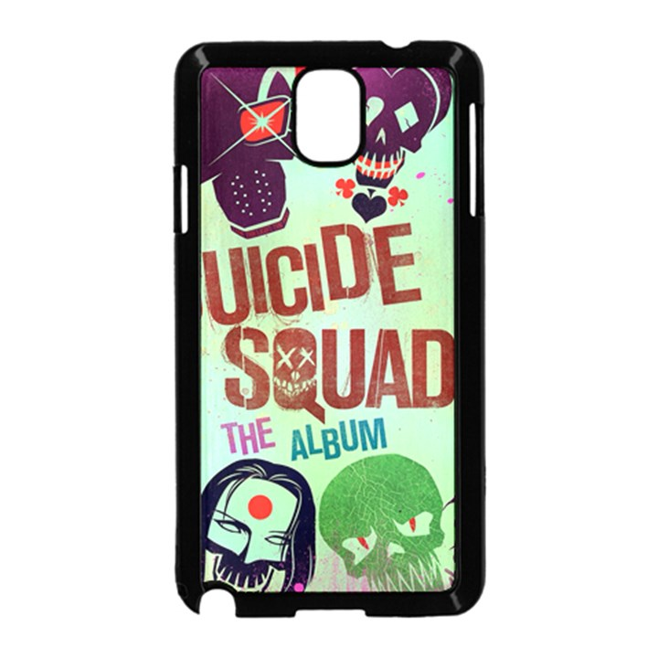 Panic! At The Disco Suicide Squad The Album Samsung Galaxy Note 3 Neo Hardshell Case (Black)