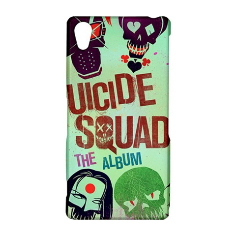 Panic! At The Disco Suicide Squad The Album Sony Xperia Z2