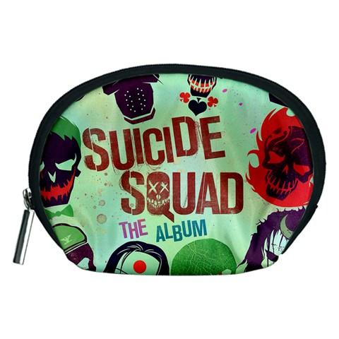 Panic! At The Disco Suicide Squad The Album Accessory Pouches (Medium)