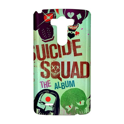 Panic! At The Disco Suicide Squad The Album LG G3 Hardshell Case