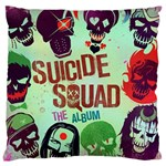 Panic! At The Disco Suicide Squad The Album Large Flano Cushion Case (Two Sides) Back