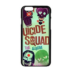 Panic! At The Disco Suicide Squad The Album Apple iPhone 6/6S Black Enamel Case