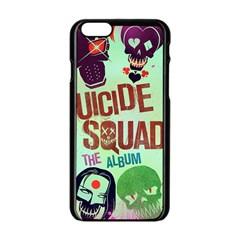 Panic! At The Disco Suicide Squad The Album Apple iPhone 6/6S Black Enamel Case