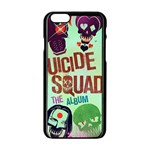 Panic! At The Disco Suicide Squad The Album Apple iPhone 6/6S Black Enamel Case Front