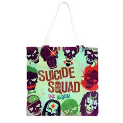 Panic! At The Disco Suicide Squad The Album Grocery Light Tote Bag