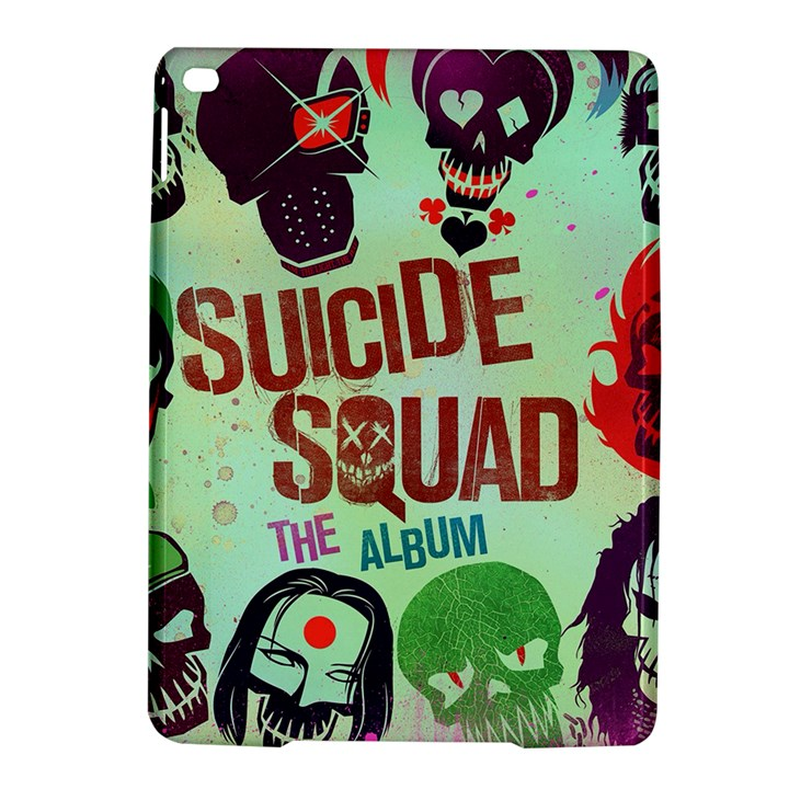 Panic! At The Disco Suicide Squad The Album iPad Air 2 Hardshell Cases